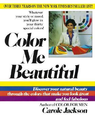 Color Me Beautiful By Jackson, Carole